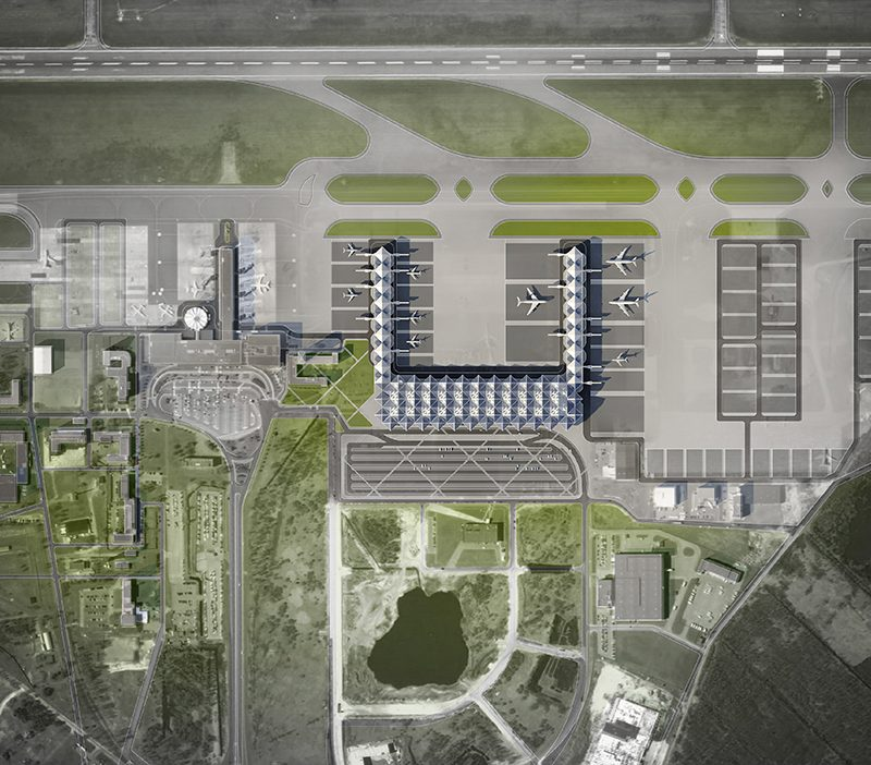 RIGA AIRPORT COMPETITION