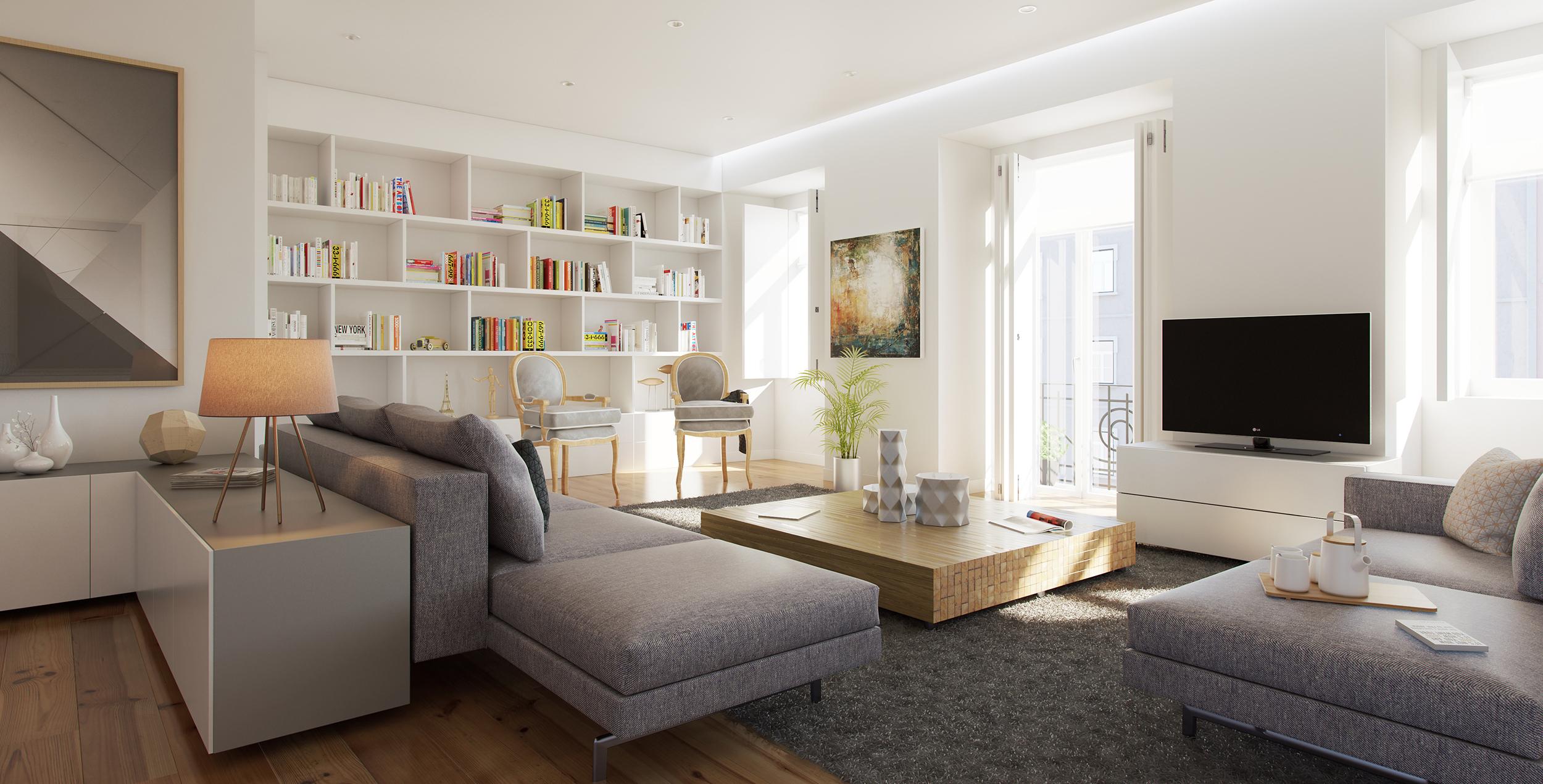 Conde Valbom (LivingRoom) – HomePage